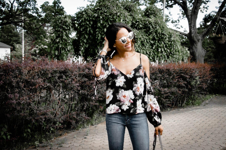 Summer Chic in Florals