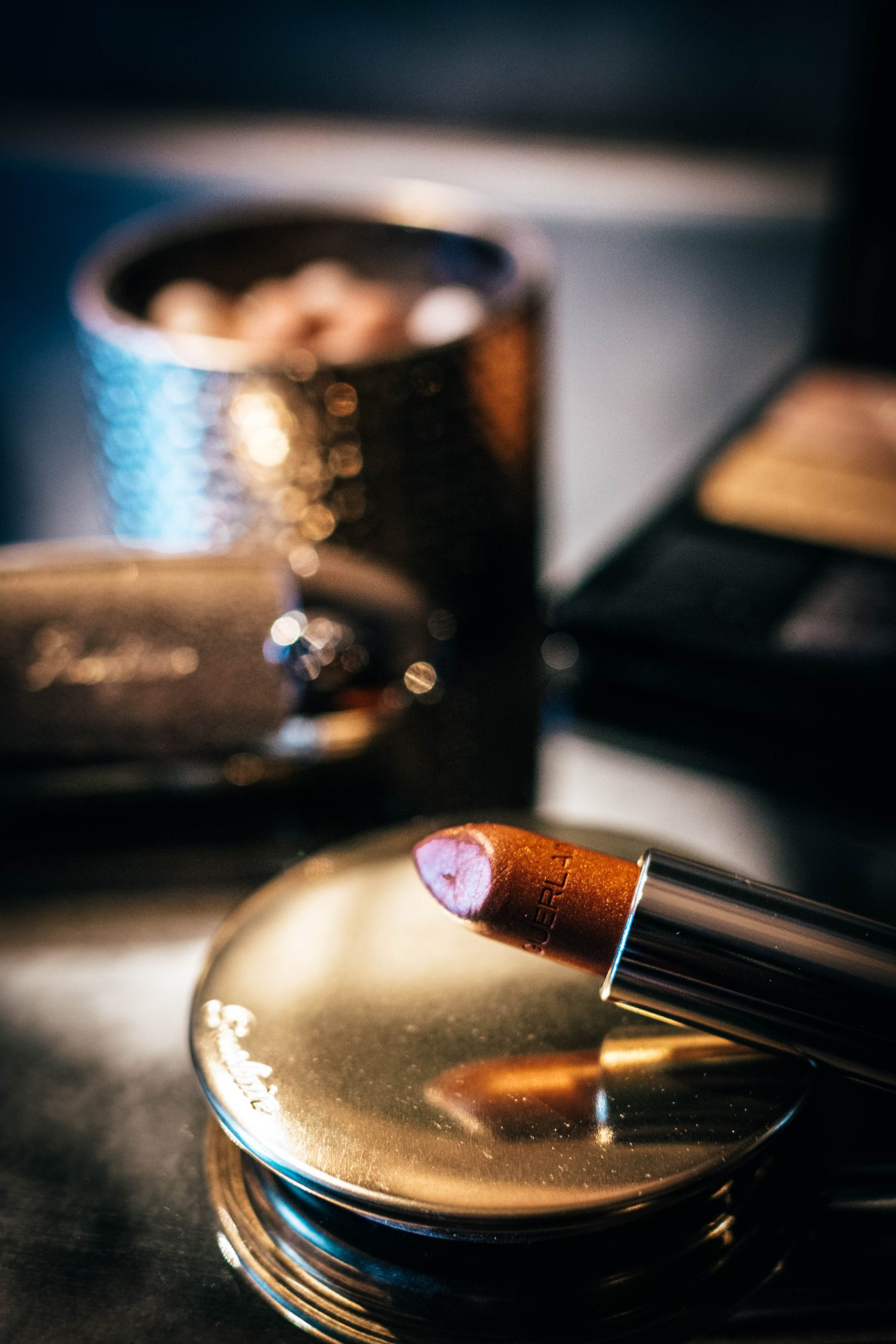 Guerlain limited edition lipstick n93
