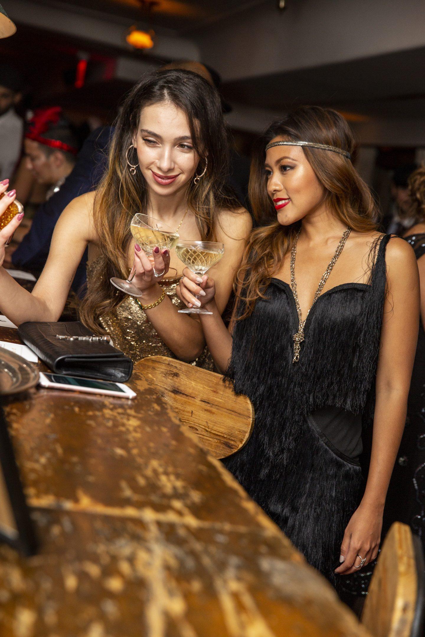 cocktails at soho house Toronto