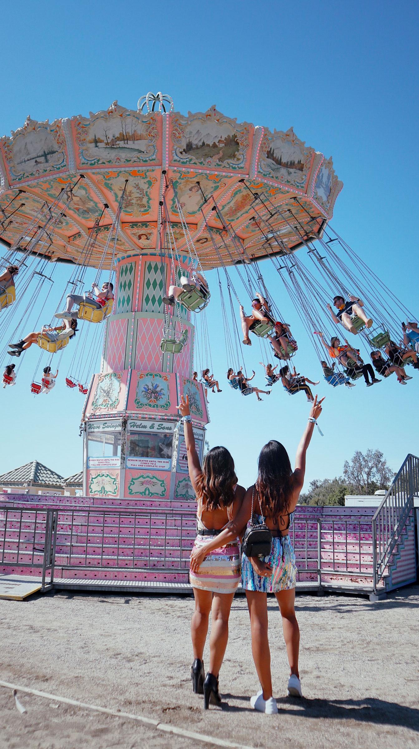 revolve festival swings