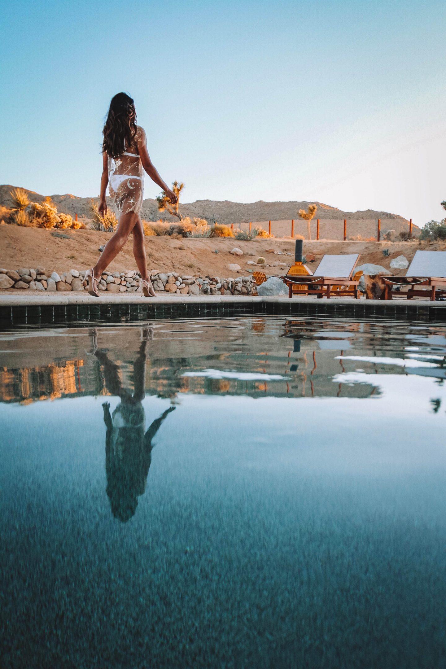 desert wild pool