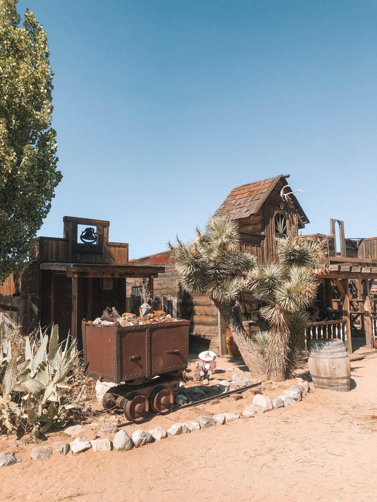 pioneer town shops