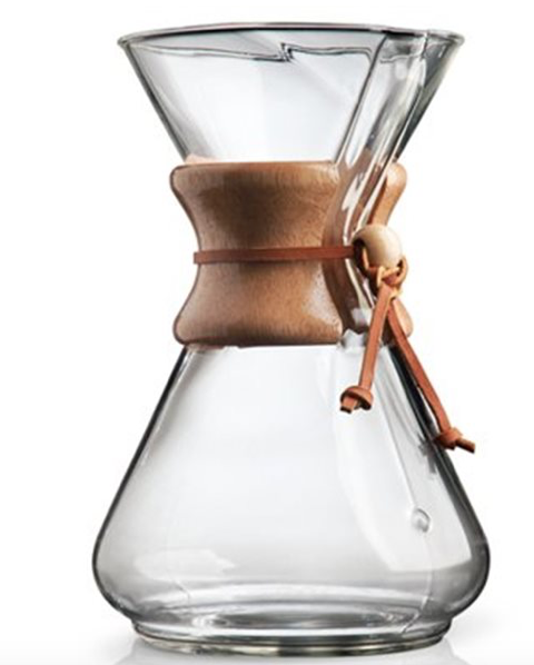 11. Chemex 10 Cup Coffee Maker