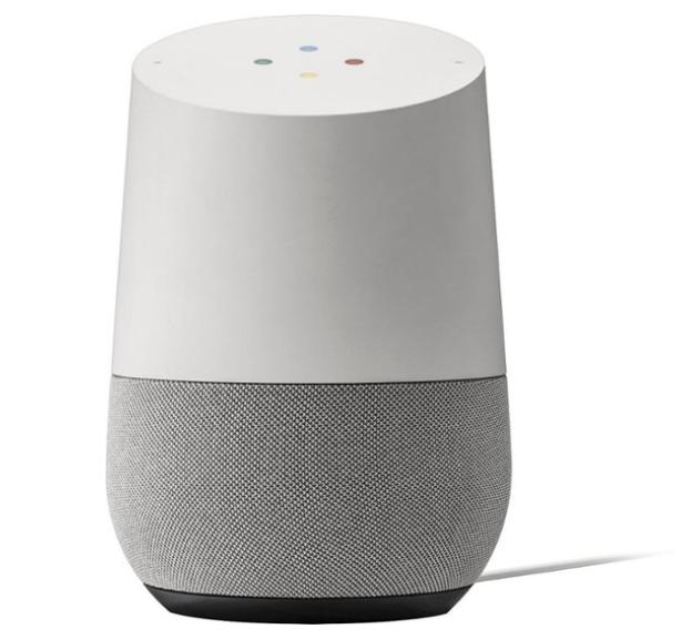 9. Google Home Smart Speaker