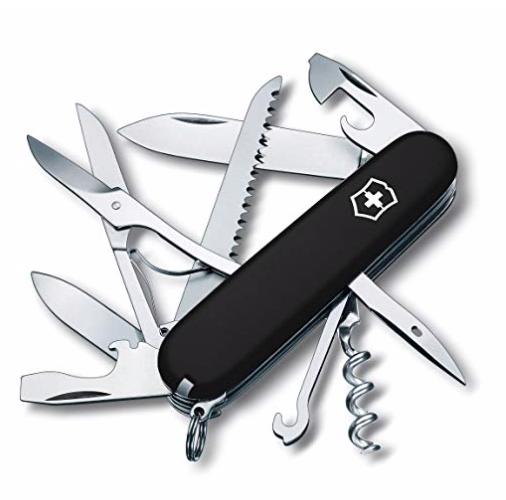 3. Swiss Army Pocket Knife