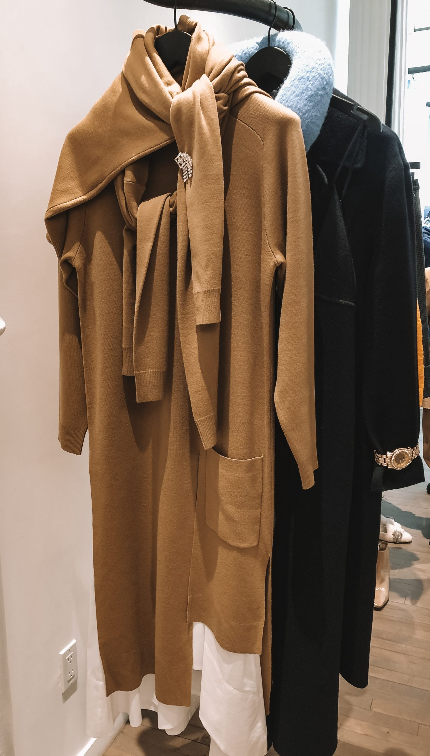 tibi fall winter 20 coats