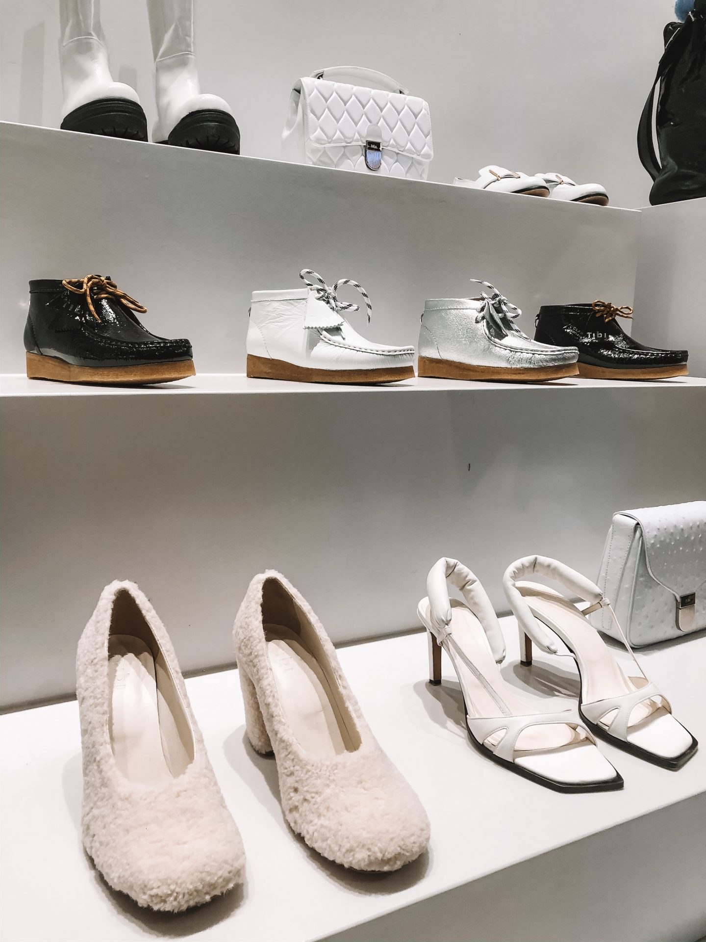 tibi fw shoes