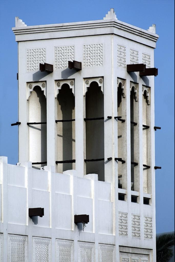 bahrain wind tower