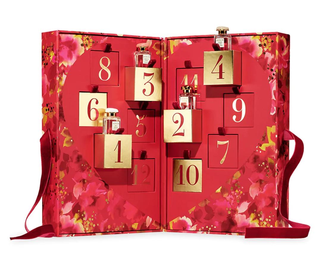 aerin fragrance advent calendar