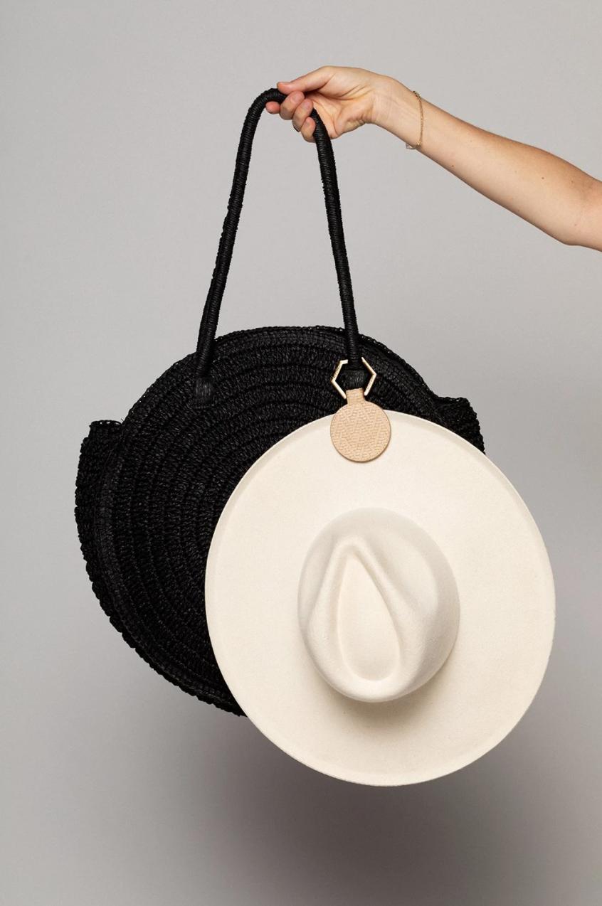 leather hat holder keychain