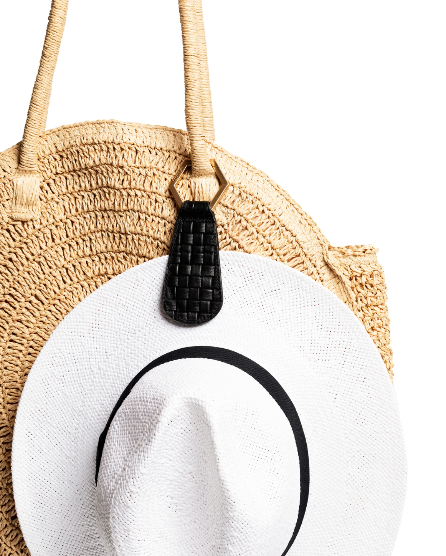 hat holder keychain