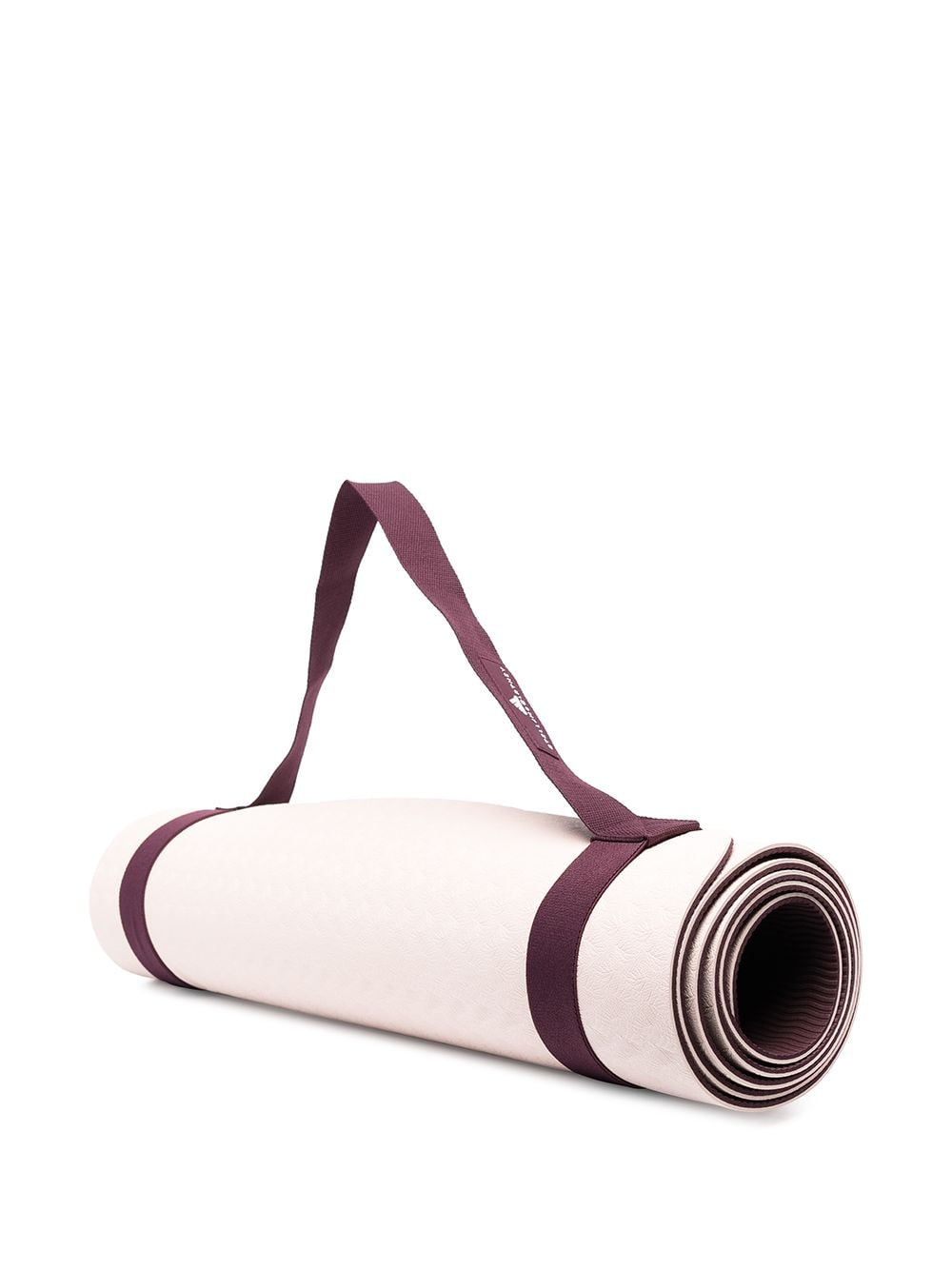 Adidas by Stella McCartney two-tone yoga mat