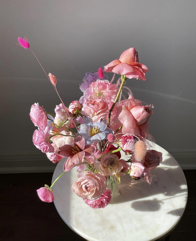 succulent slut flower arrangement