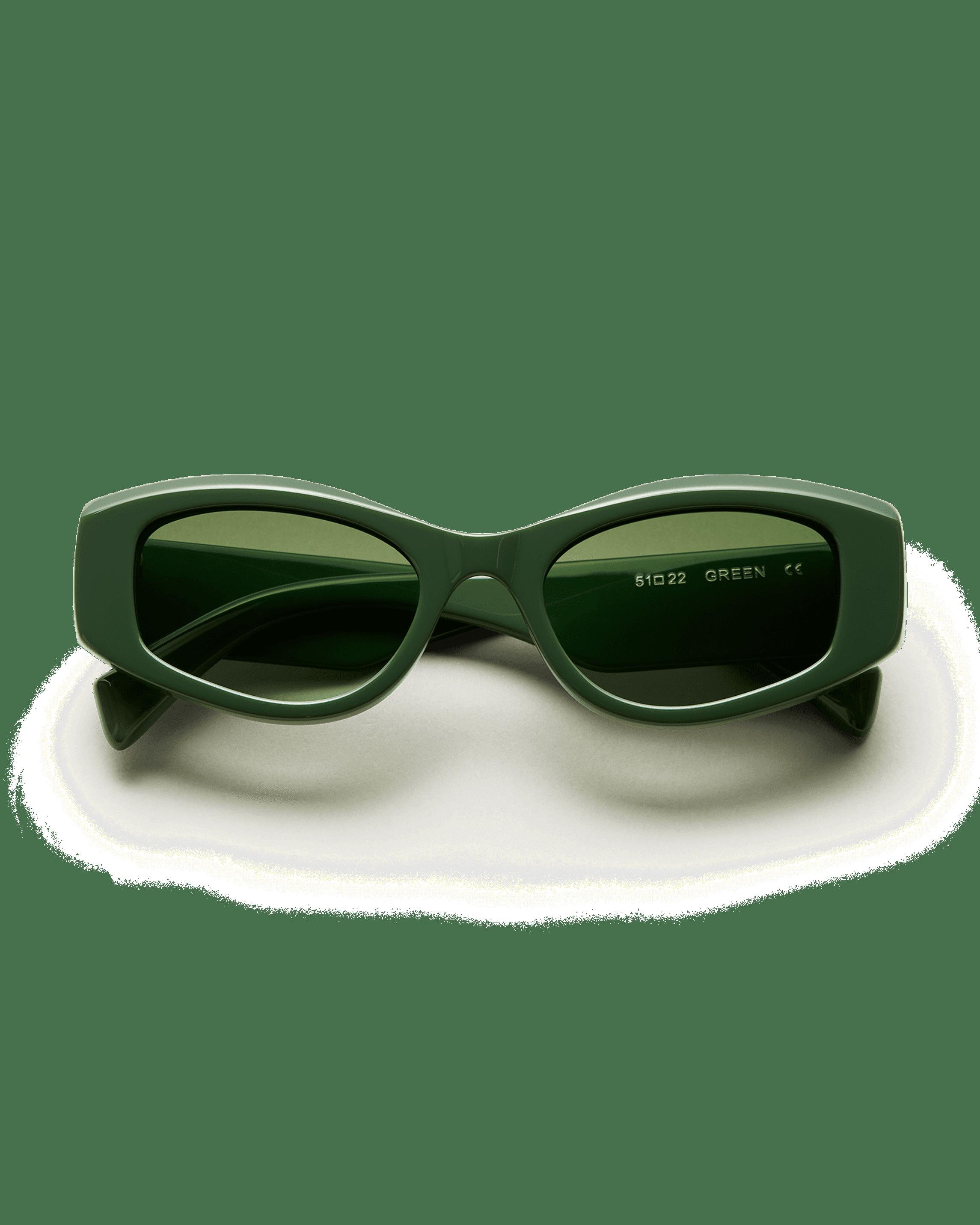The High Priestess Green